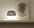 Bild 3 Afra låg bordslampa