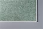 Bild 3 Boarder textil anslagstavla aluminiumram