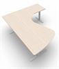 Bild 3 Sitt & Stå bord 220x175 cm