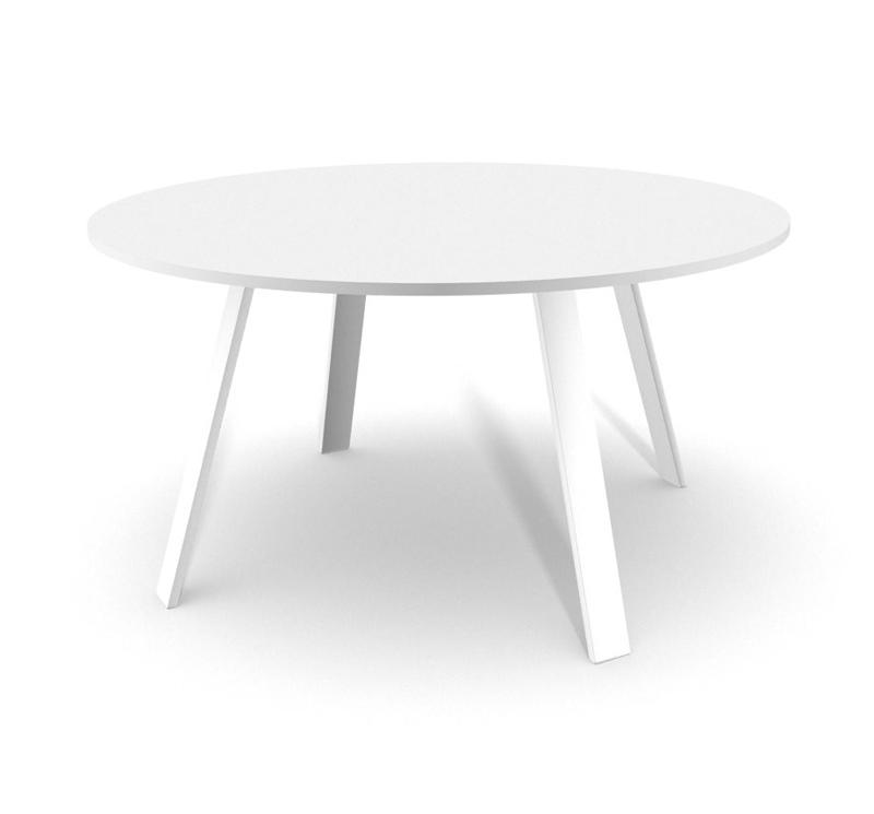 Piece Konferensbord Piece runt bord Ø140 cm