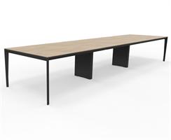 X5 Mötesbord X5 konferensbord 480x120 cm