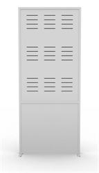 ZilenZio Skärmväggar Offizz 09 - Höjd 190 cm